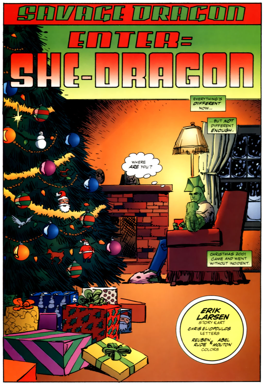 The Savage Dragon (1993) Issue #97 #100 - English 3