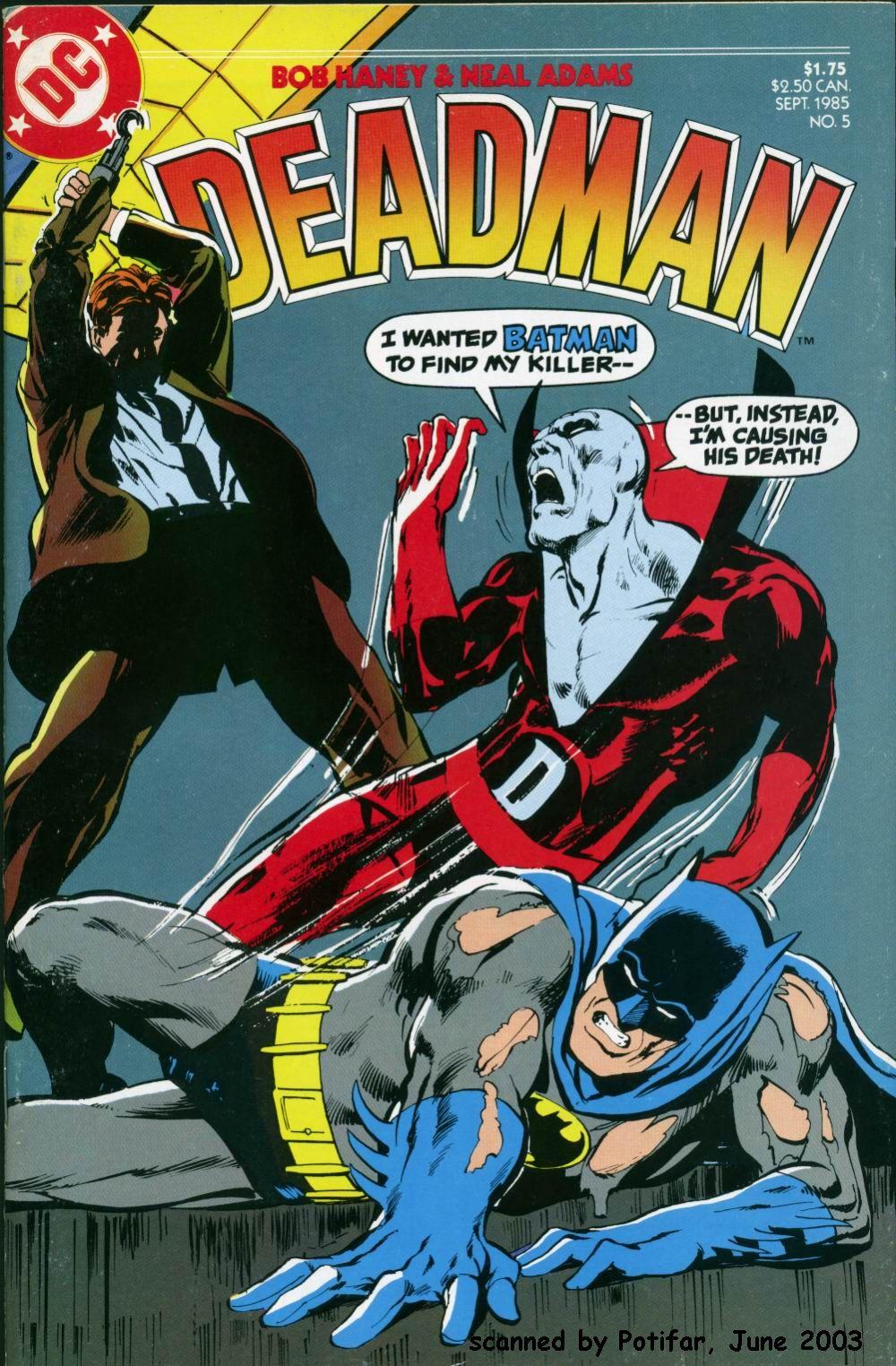 Deadman (1985) 5 Page 1