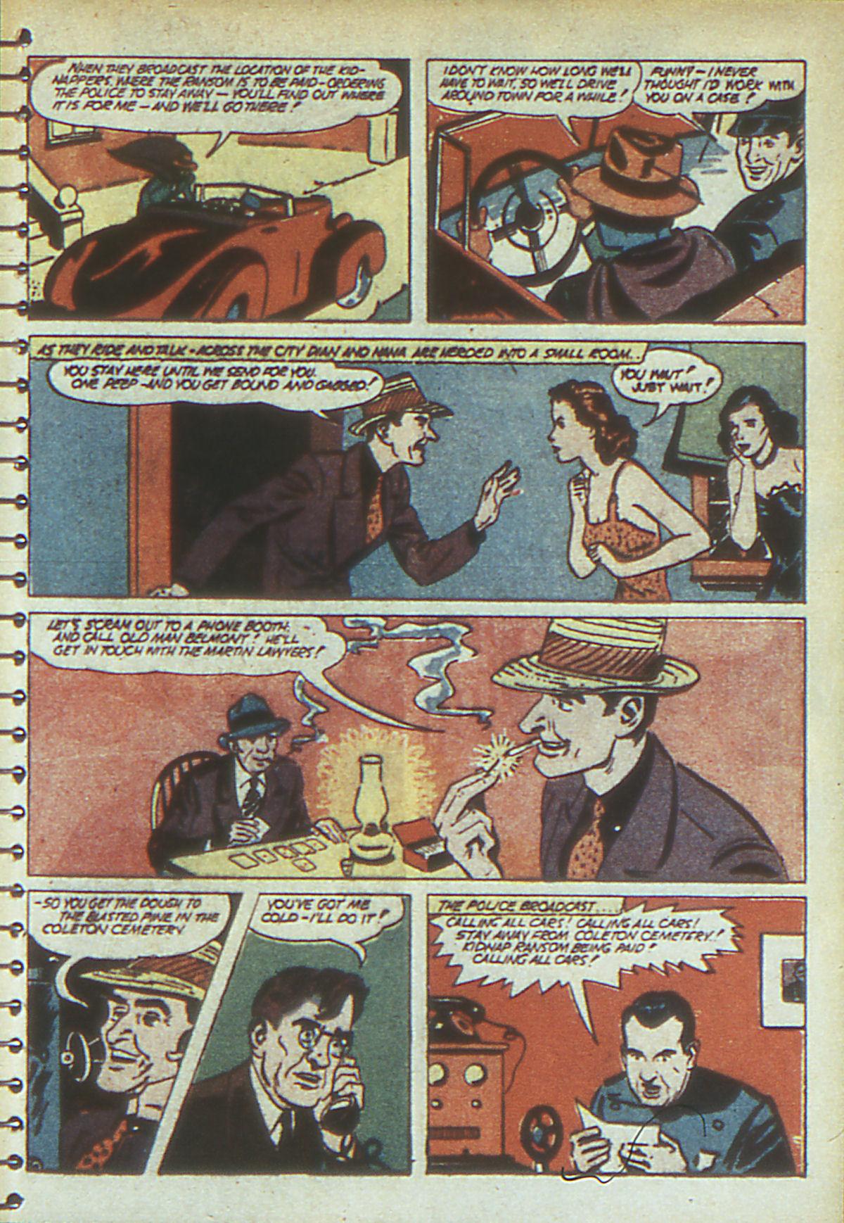 Read online Adventure Comics (1938) comic -  Issue #54 - 62