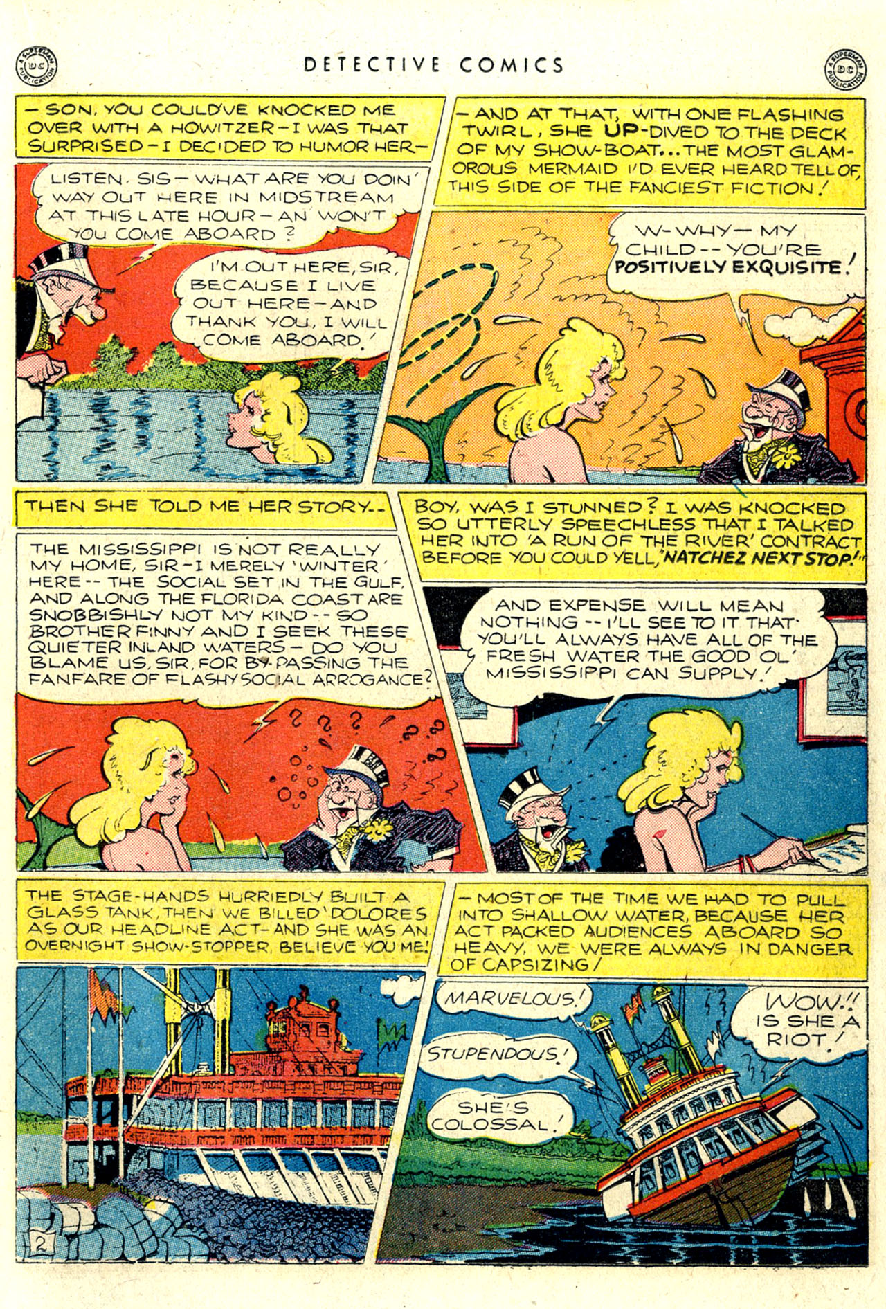 Read online Detective Comics (1937) comic -  Issue #100 - 23