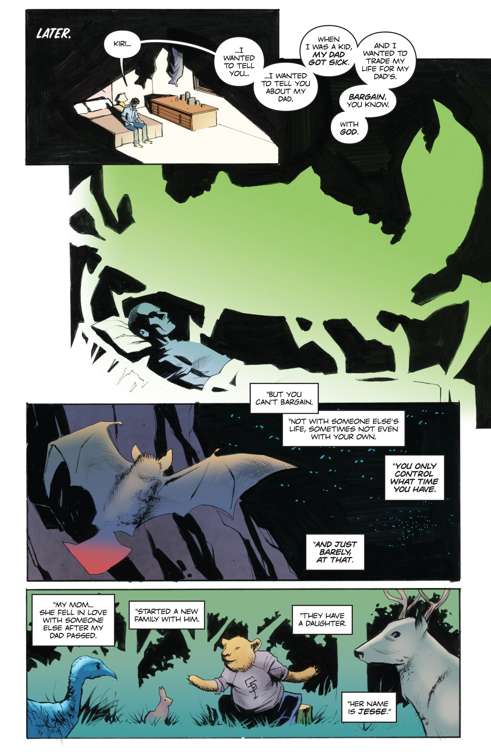 Animosity: Evolution #10 #10 - English 18