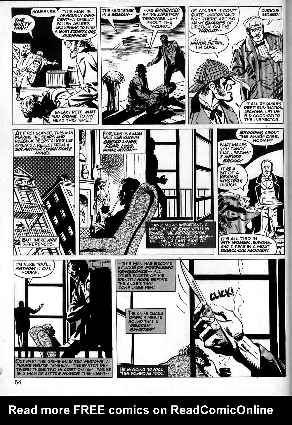 Vampire Tales issue 2 - Page 65
