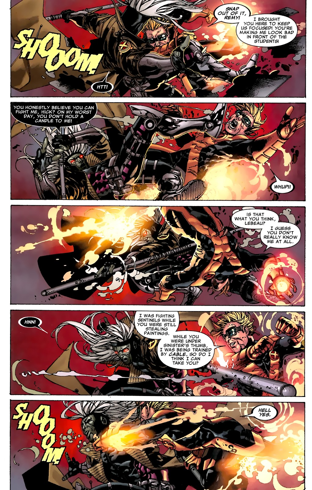 Read online X-Men: Second Coming Revelations comic -  Issue # TPB (Part 2) - 43