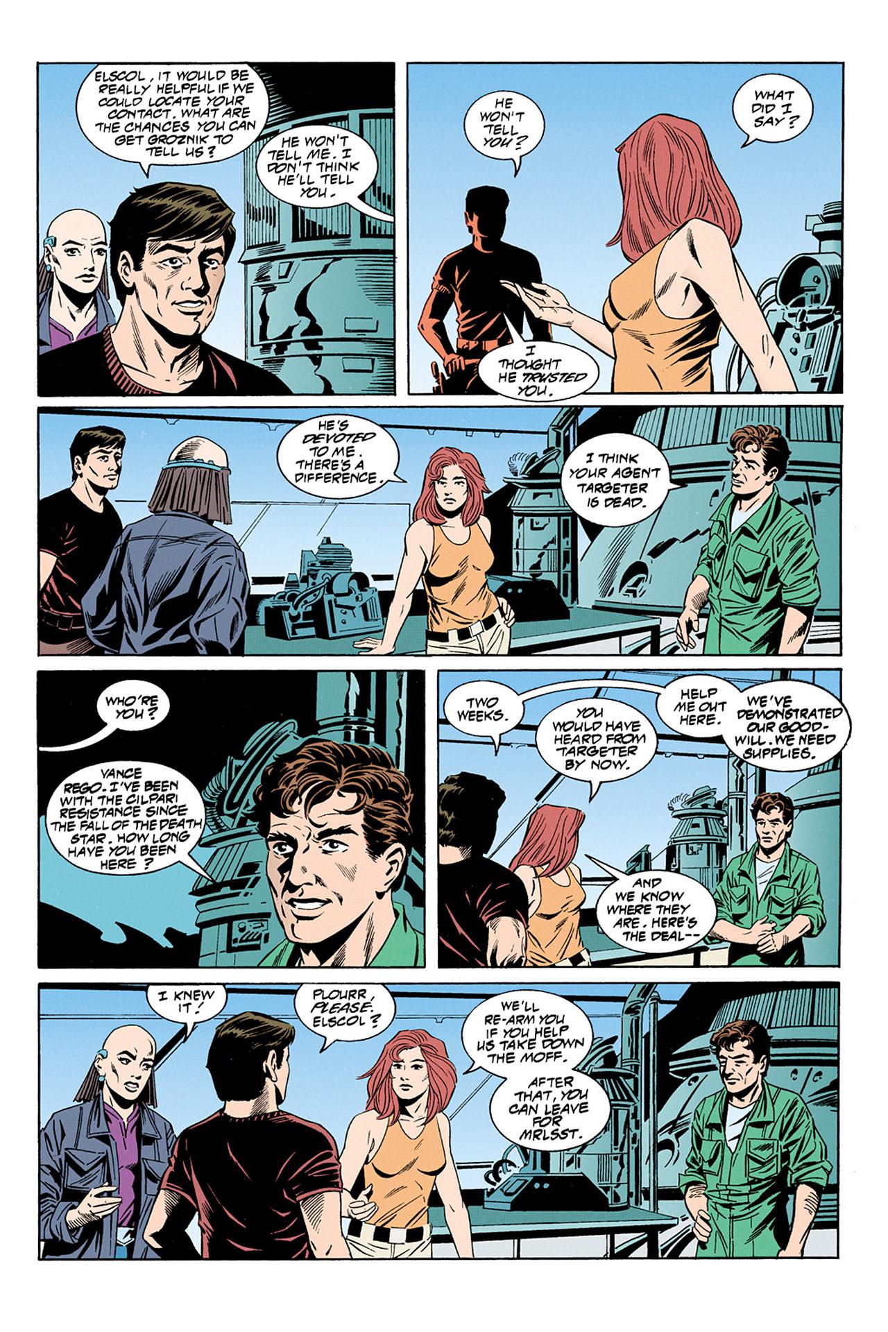 Read online Star Wars Omnibus comic -  Issue # Vol. 1 - 113