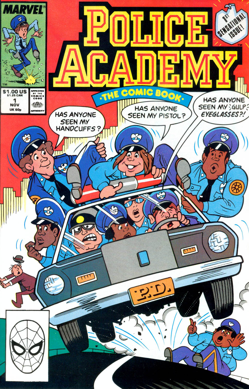 Police Academy 1 Page 1