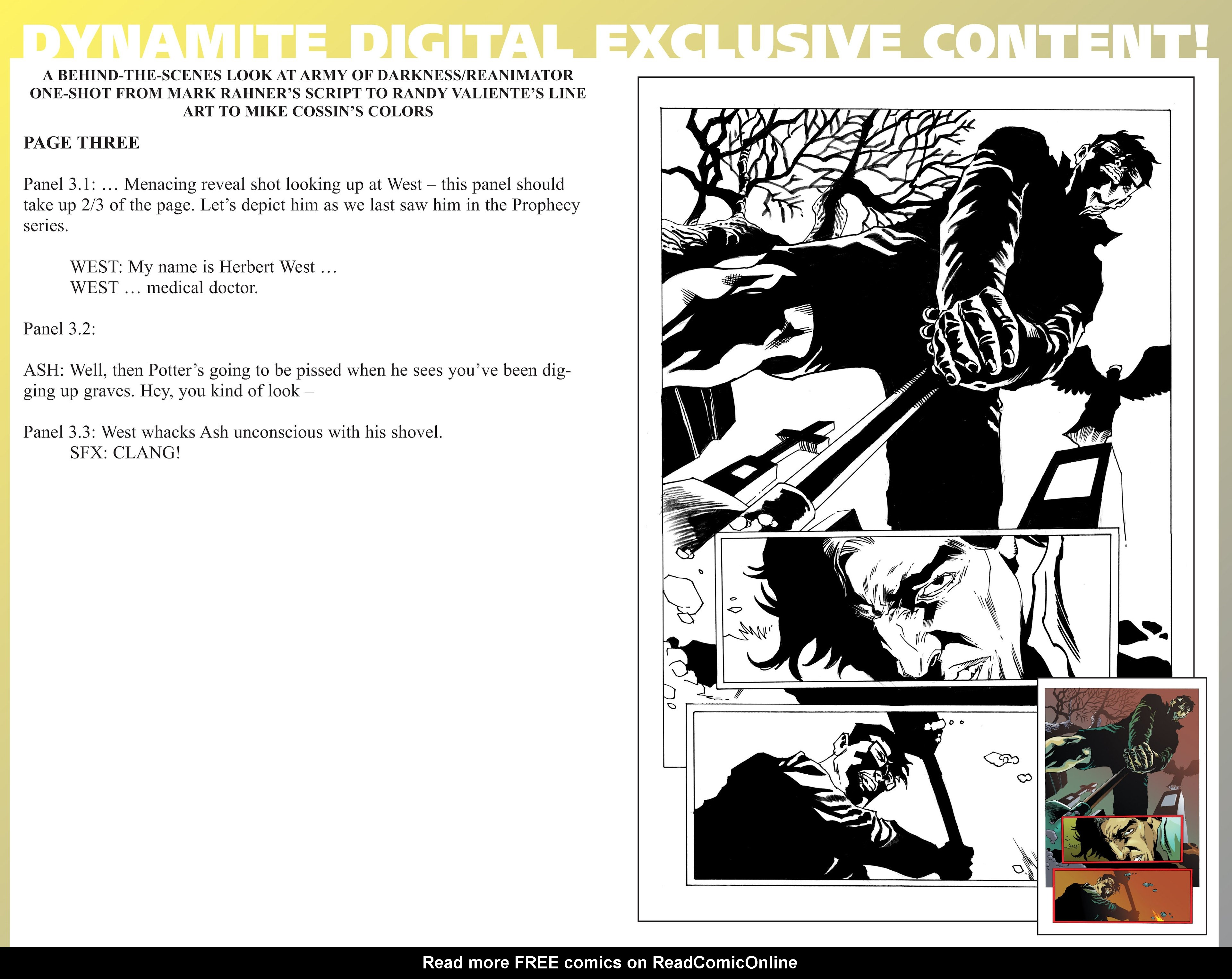 Read online Army of Darkness/Reanimator comic -  Issue #Army of Darkness/Reanimator Full - 45