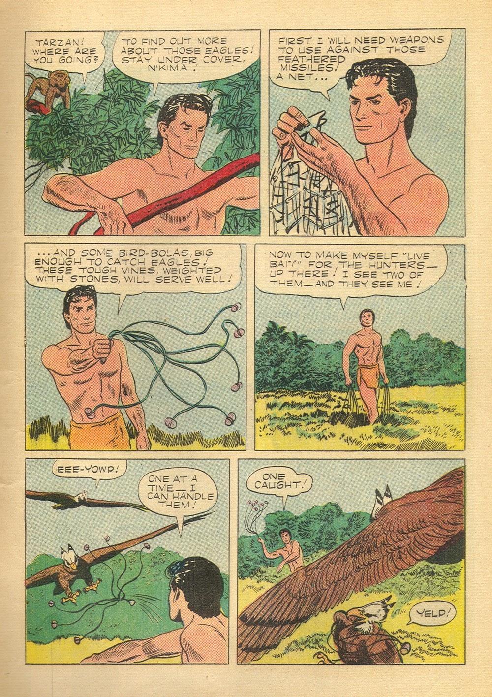 Tarzan (1948) issue 75 - Page 9