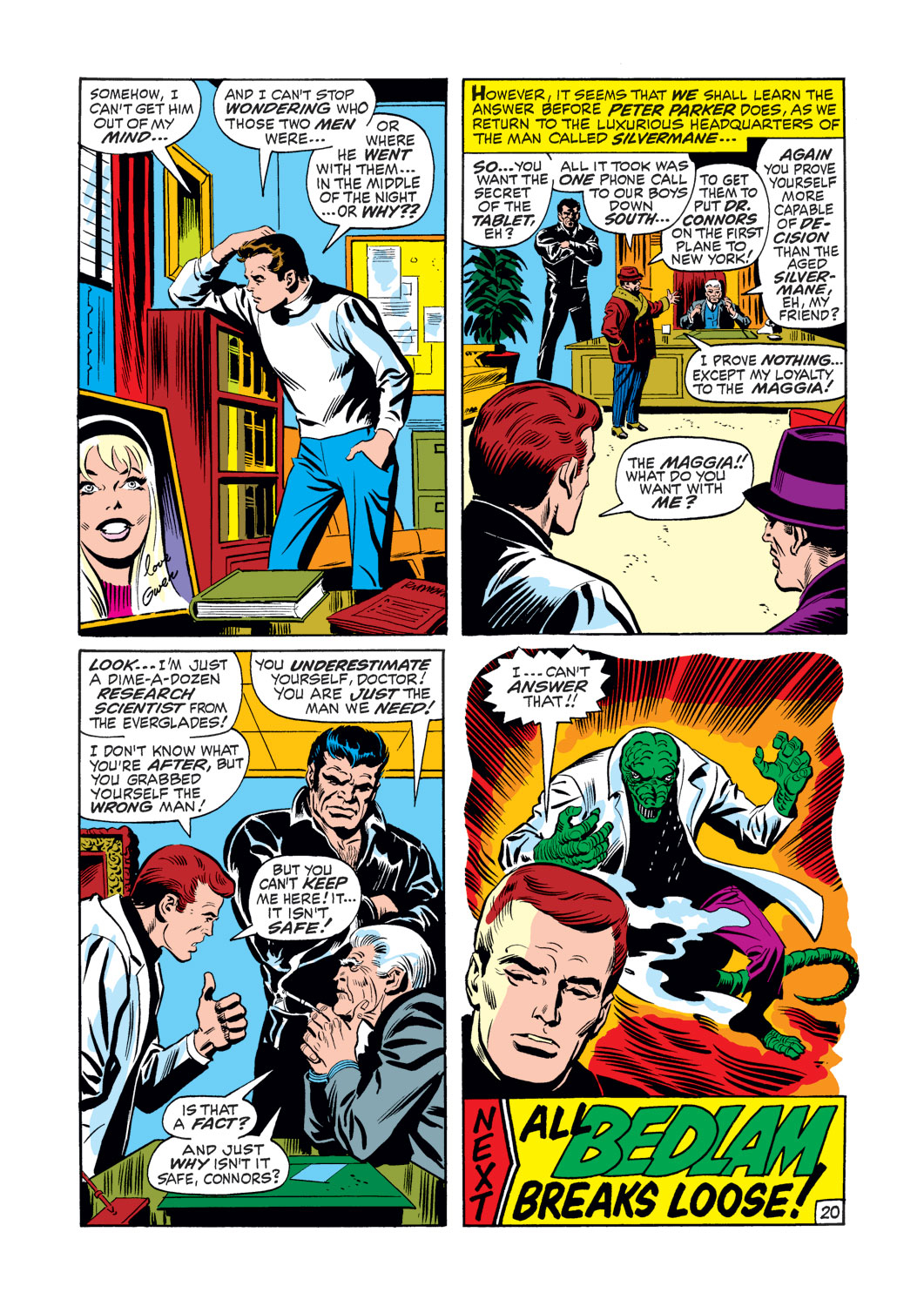 The Amazing Spider-Man (1963) 73 Page 20