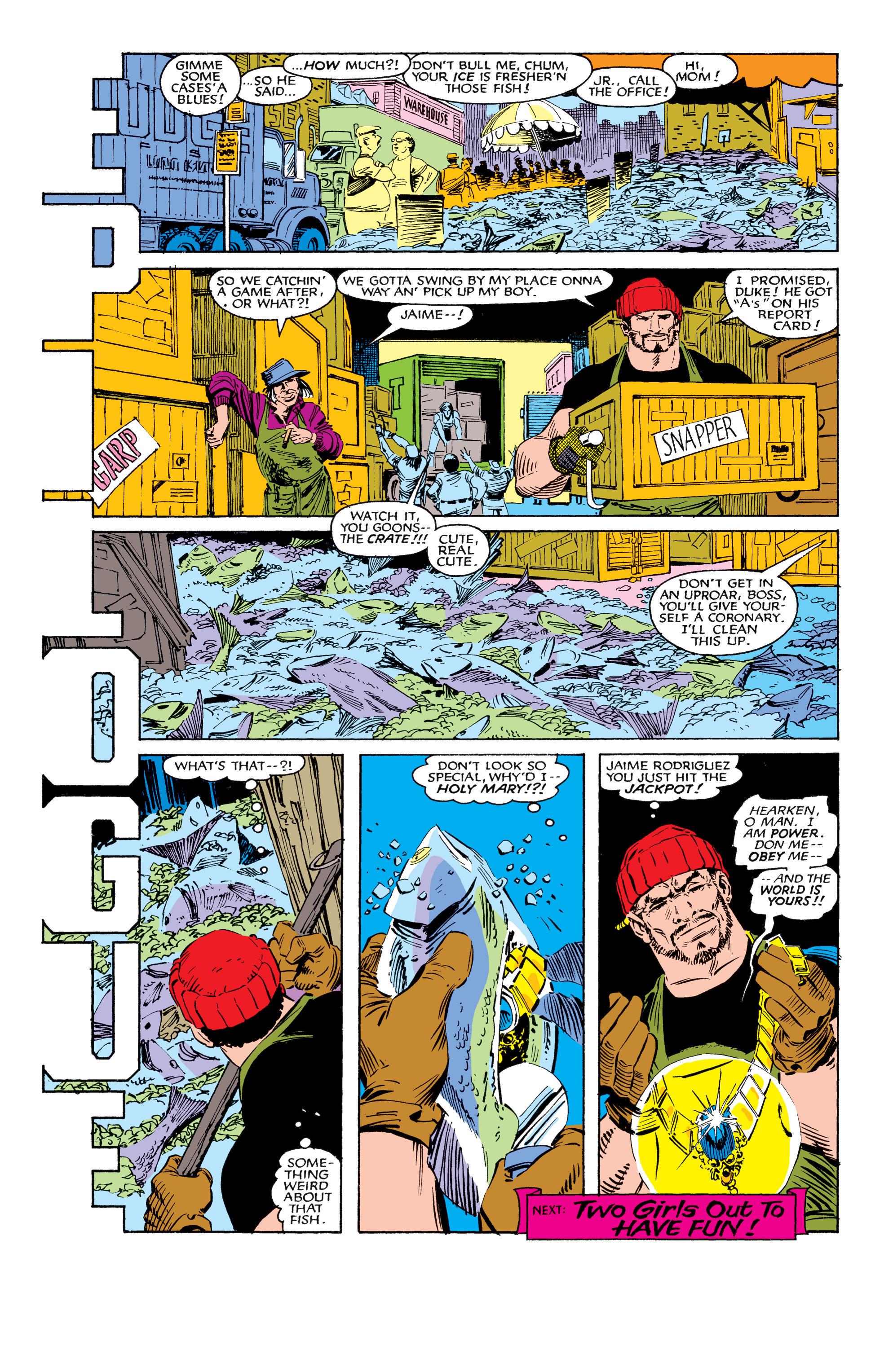 Read online Uncanny X-Men (1963) comic -  Issue #188 - 23