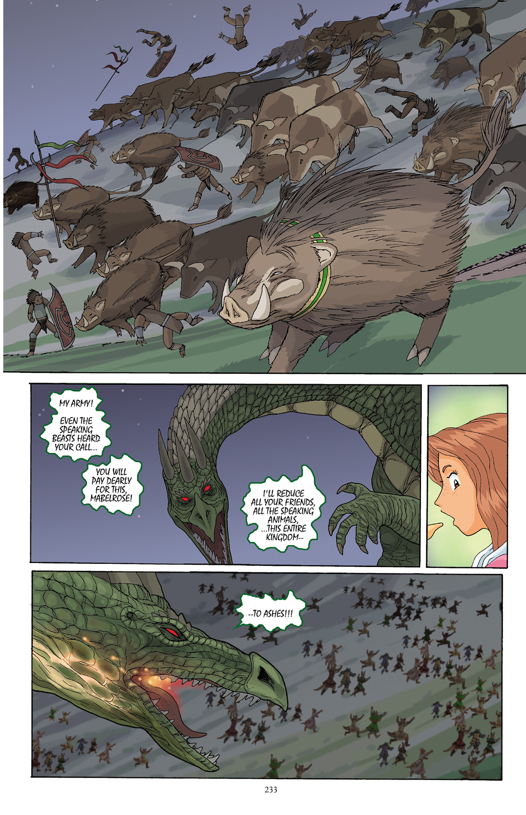 Read online Courageous Princess comic -  Issue # TPB 1 - 229