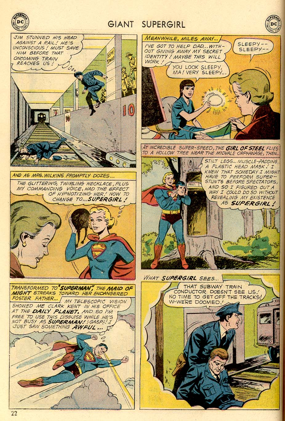 Action Comics (1938) 347 Page 23