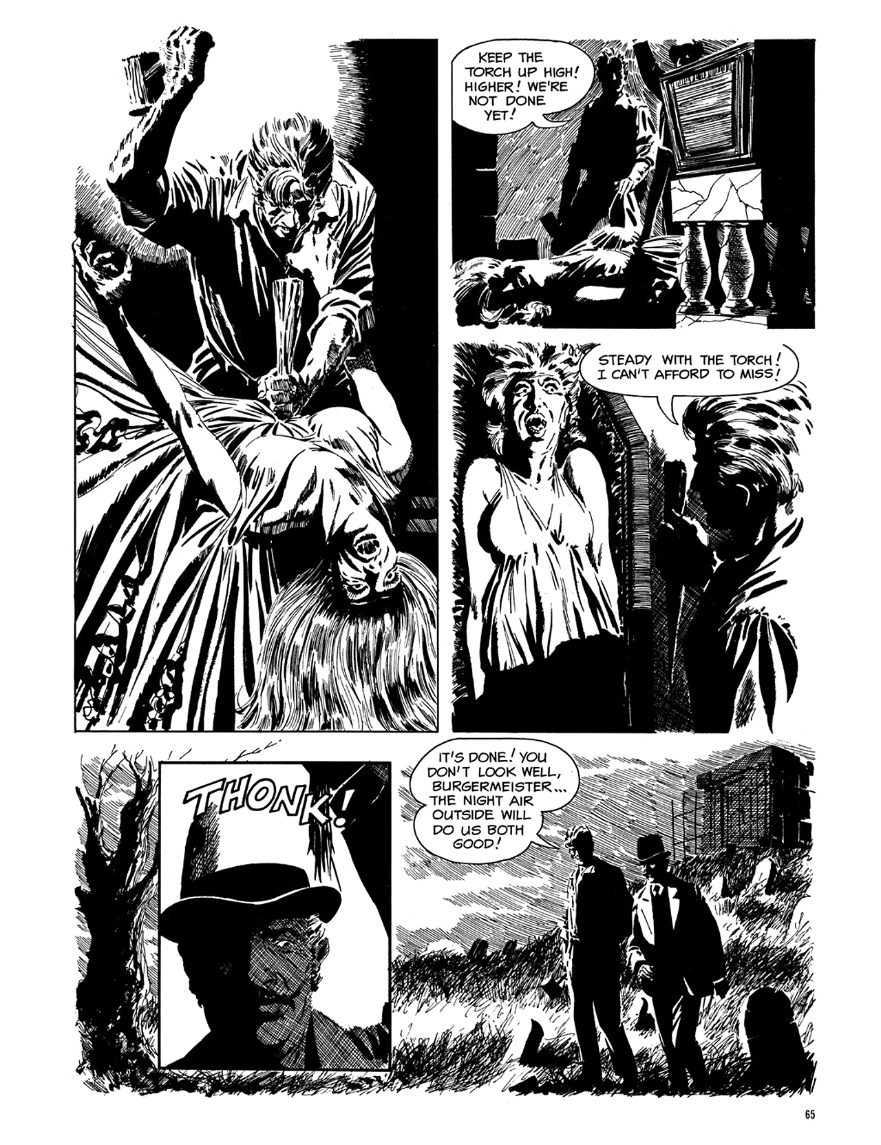Read online Eerie Archives comic -  Issue # TPB 5 - 66