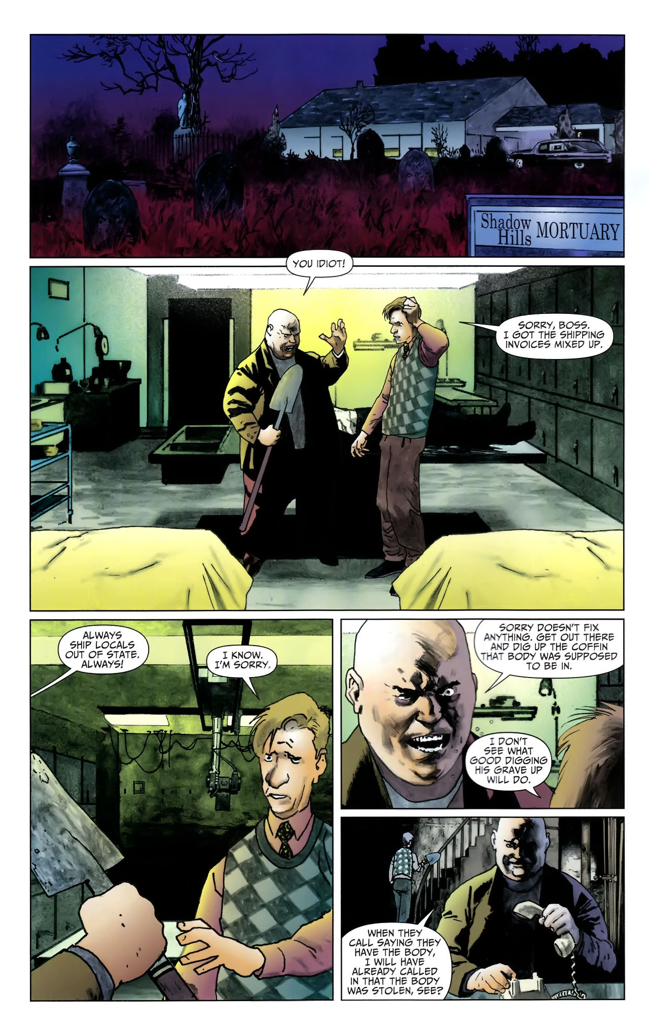 Read online JSA 80-Page Giant 2011 comic -  Issue # Full - 6