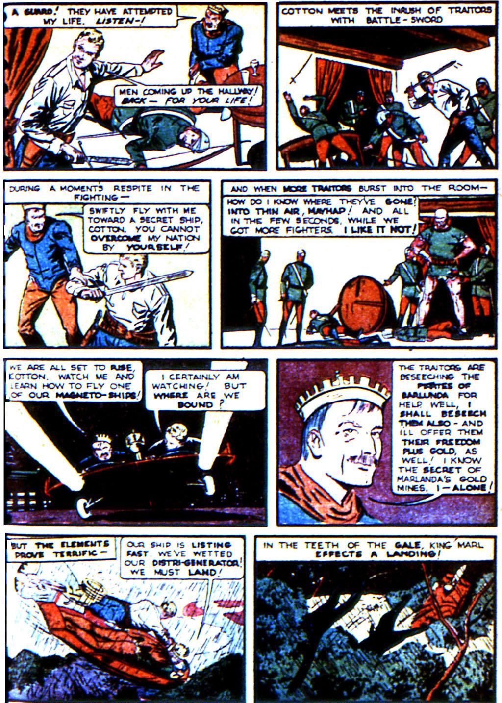 Read online Adventure Comics (1938) comic -  Issue #43 - 61