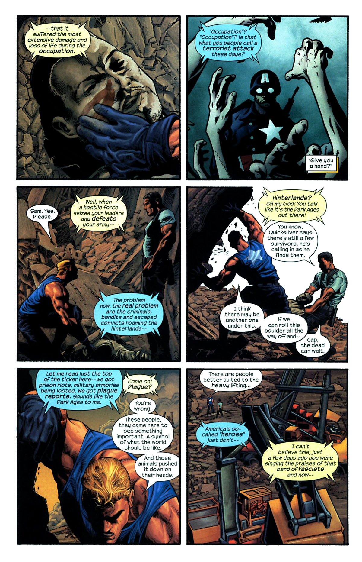 Read online Ultimates 2 comic -  Issue # _Annual 2 - 4