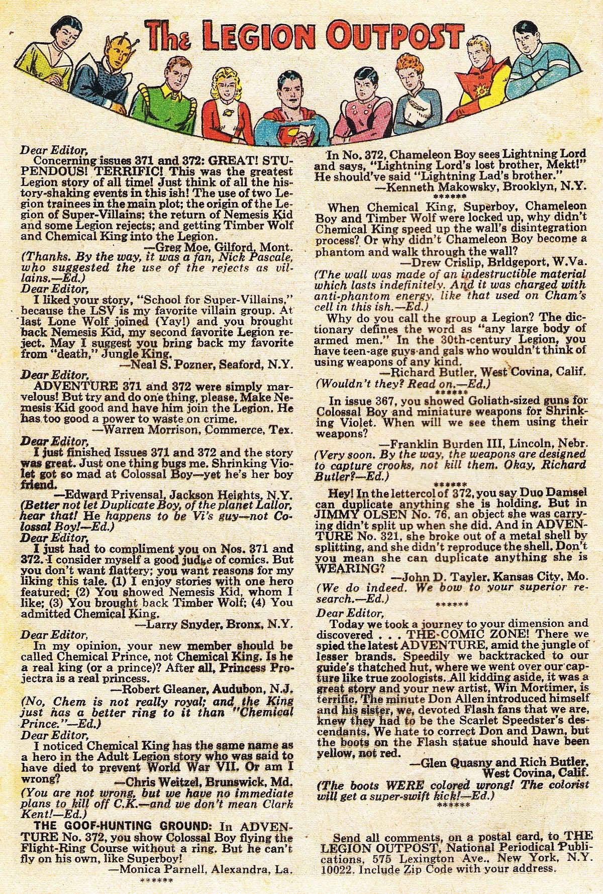 Read online Adventure Comics (1938) comic -  Issue #376 - 32