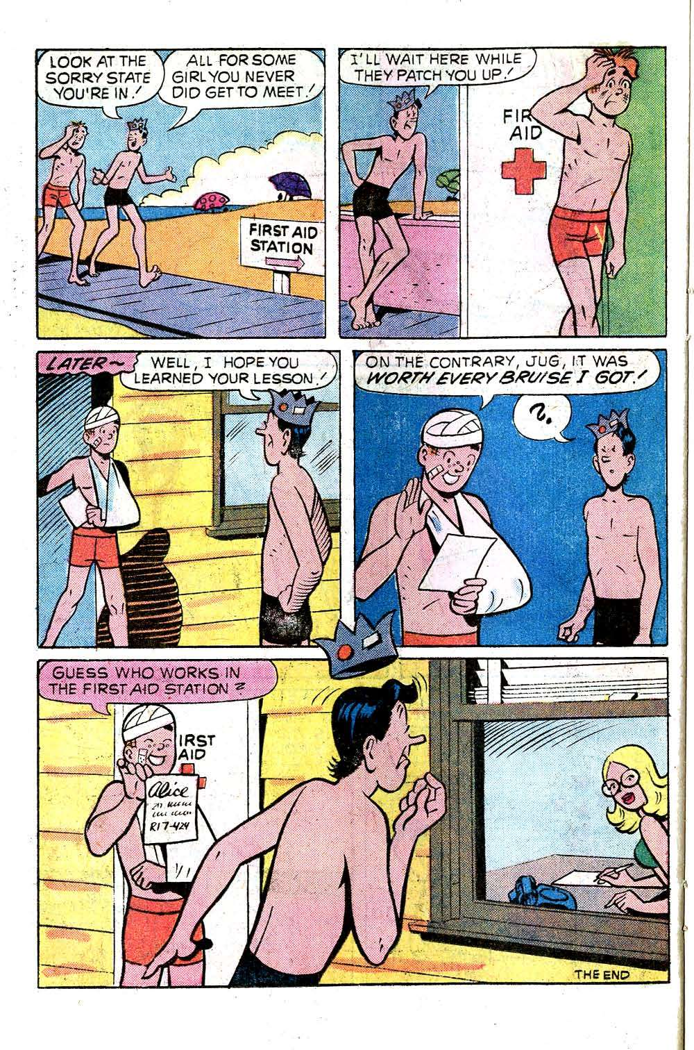 Read online Archie (1960) comic -  Issue #248 - 24