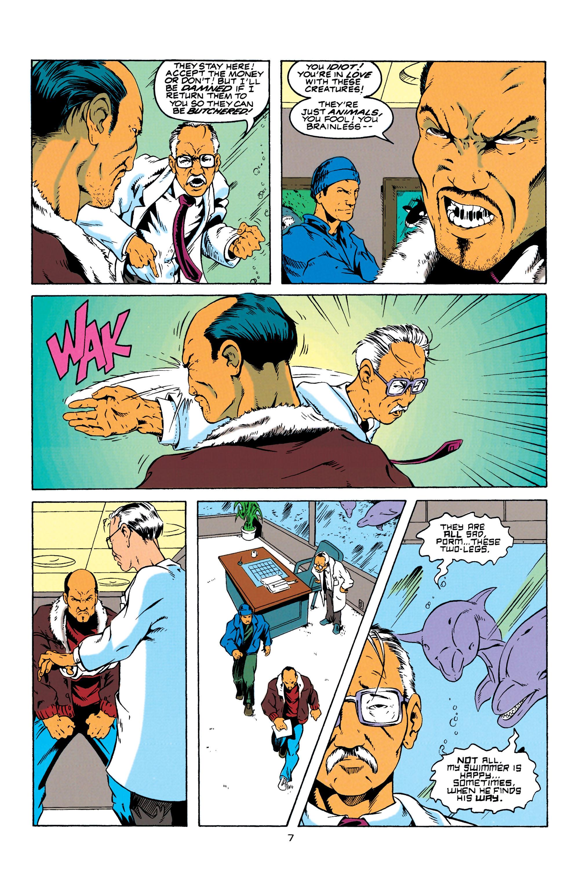 Read online Aquaman (1994) comic -  Issue #4 - 8