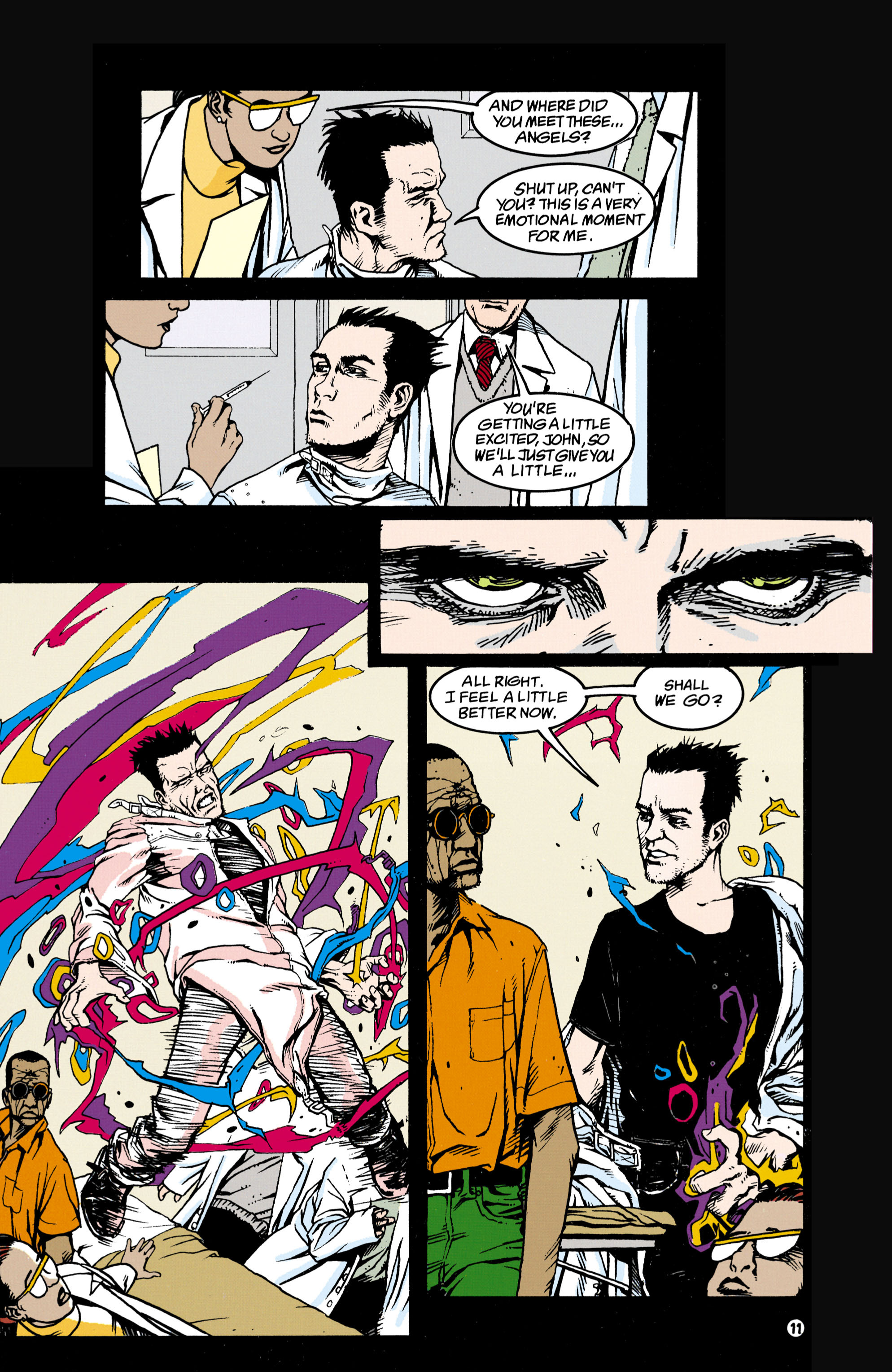 Read online Shade, the Changing Man comic -  Issue #34 - 11