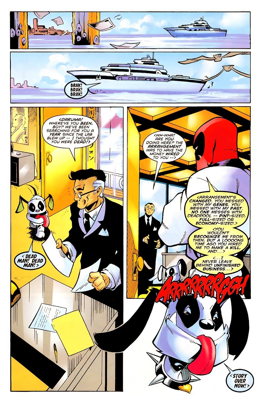 Read online Deadpool (2008) comic -  Issue #900 - 108