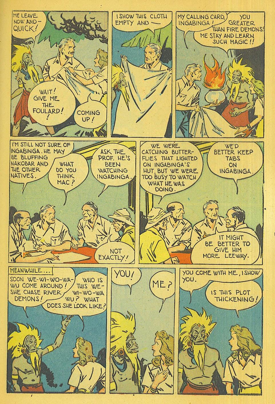 Read online Super-Magician Comics comic -  Issue #39 - 8