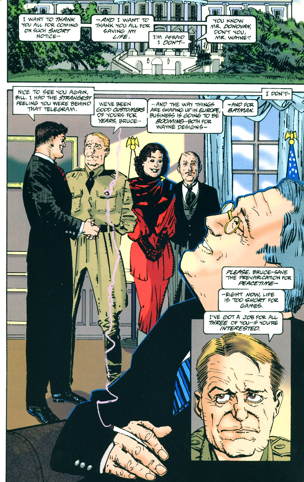 Read online Batman: Dark Allegiances comic -  Issue # Full - 65