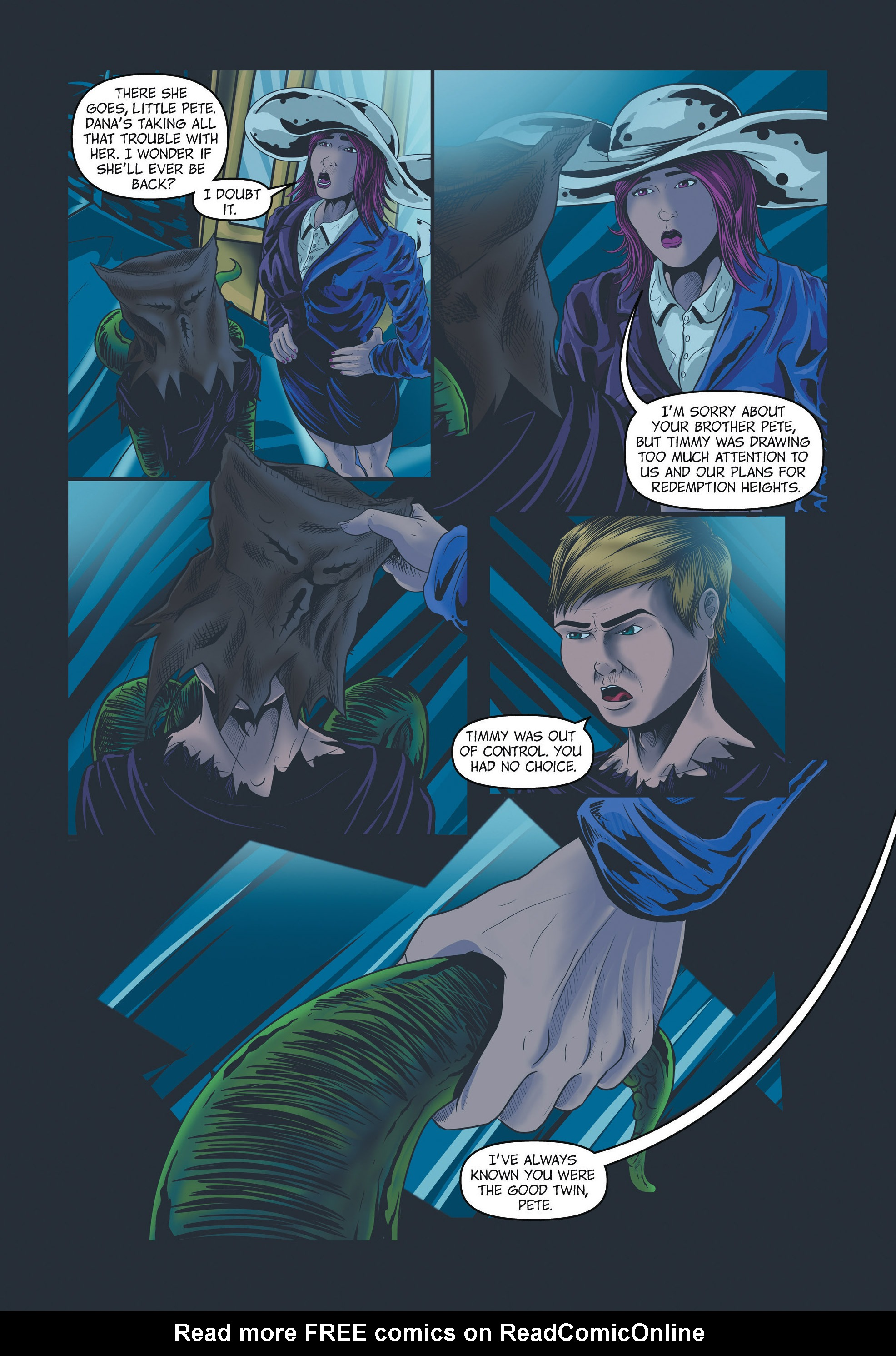 Read online Redemption Heights comic -  Issue # Full - 79