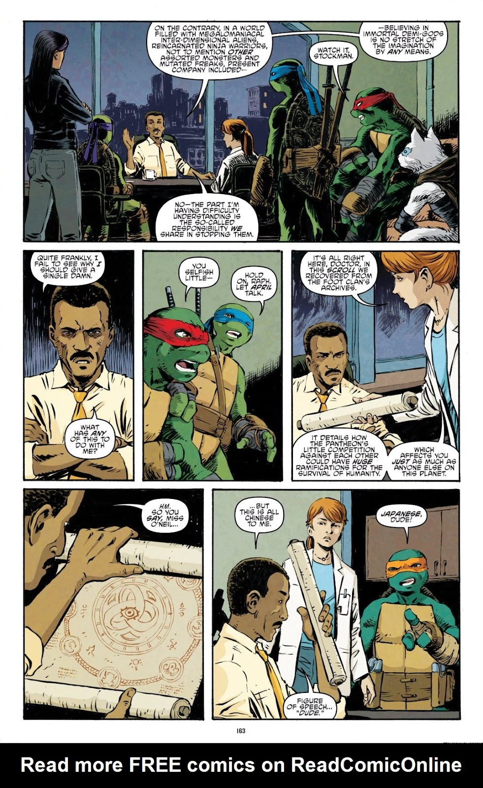 Read online Teenage Mutant Ninja Turtles: The IDW Collection comic -  Issue # TPB 9 (Part 2) - 62