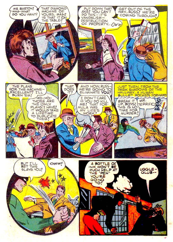 Read online Sensation (Mystery) Comics comic -  Issue #29 - 46