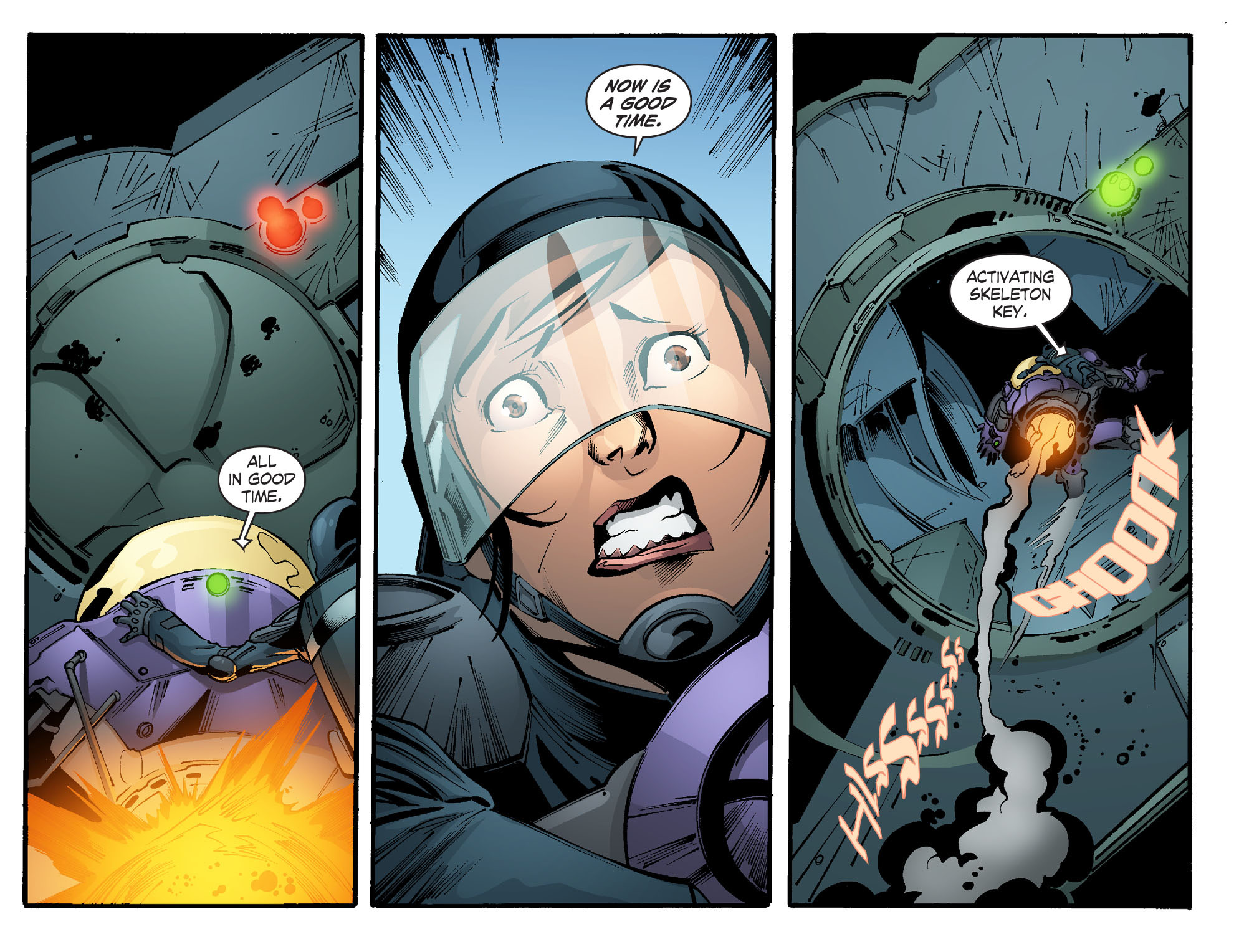 Read online Smallville: Continuity comic -  Issue #5 - 16