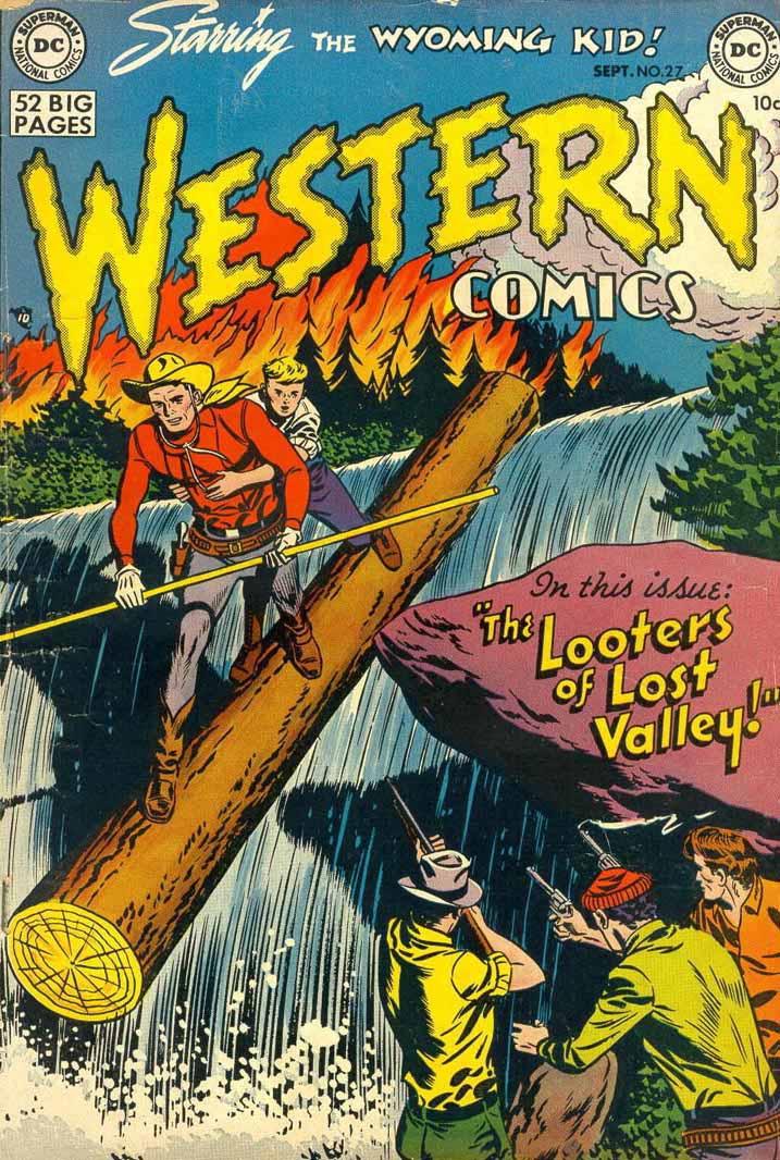 Western Comics 27 Page 1