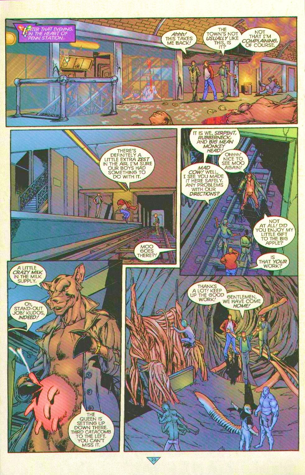 Read online Trinity Angels comic -  Issue #10 - 17