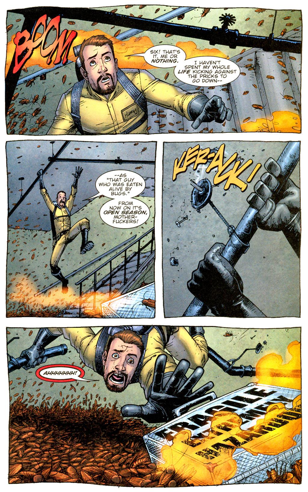 Read online The Exterminators comic -  Issue #5 - 19
