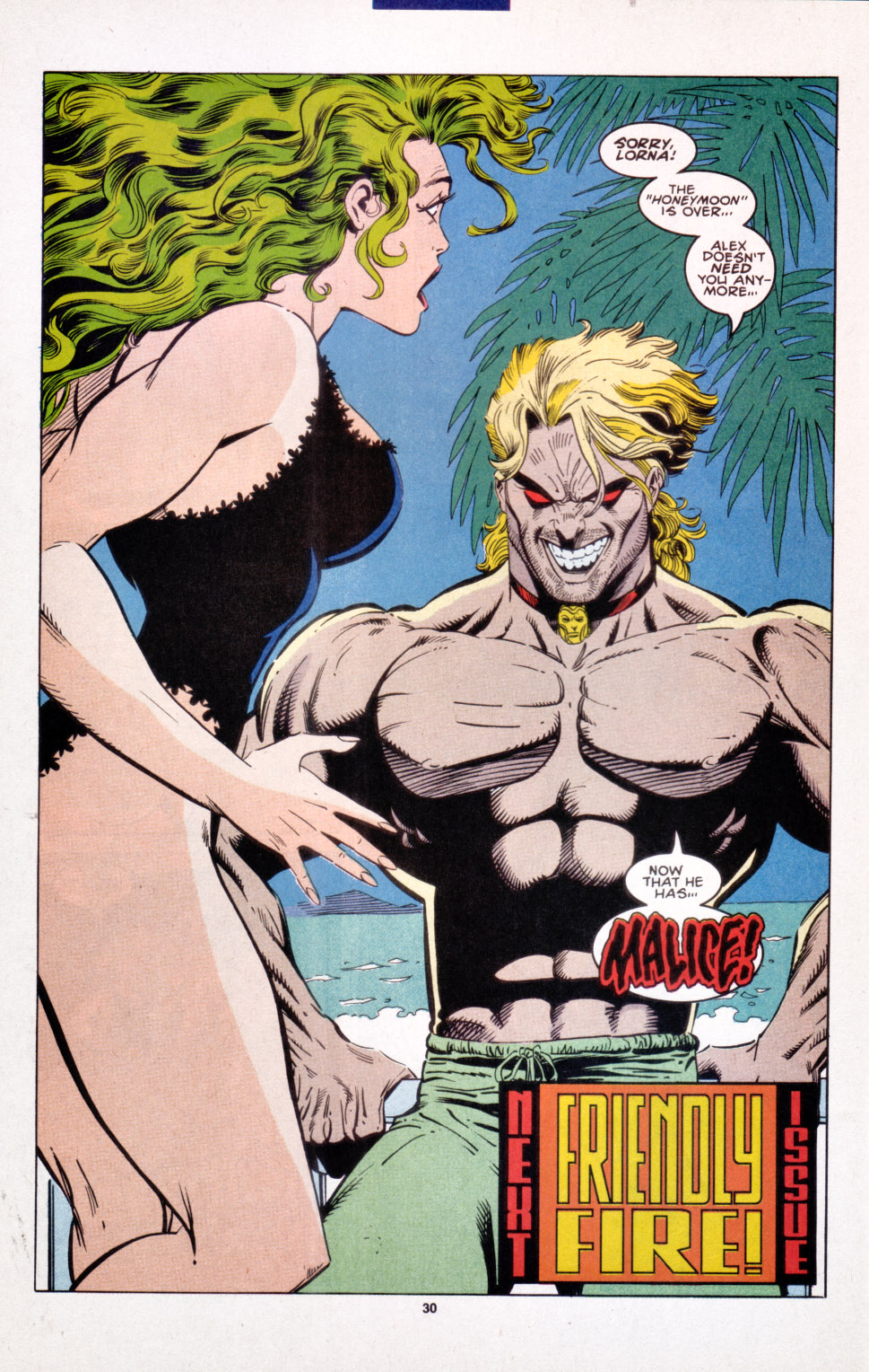 Read online X-Factor (1986) comic -  Issue #103 - 21
