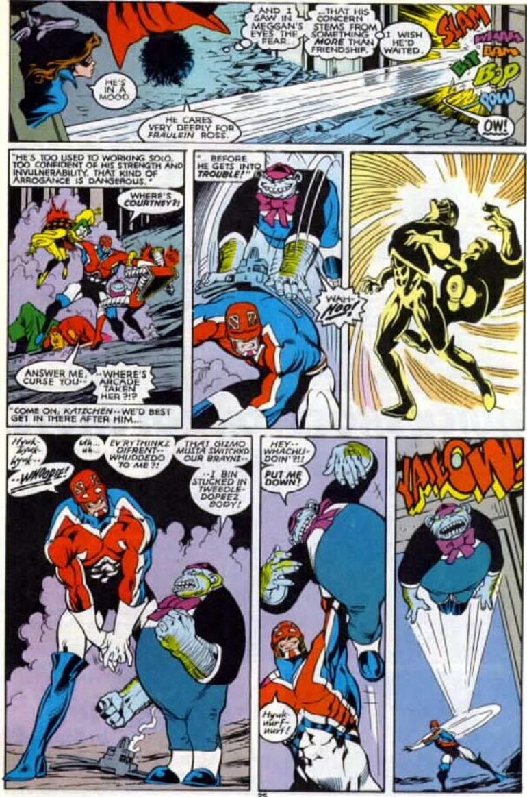 Excalibur (1988) issue 4 - Page 20
