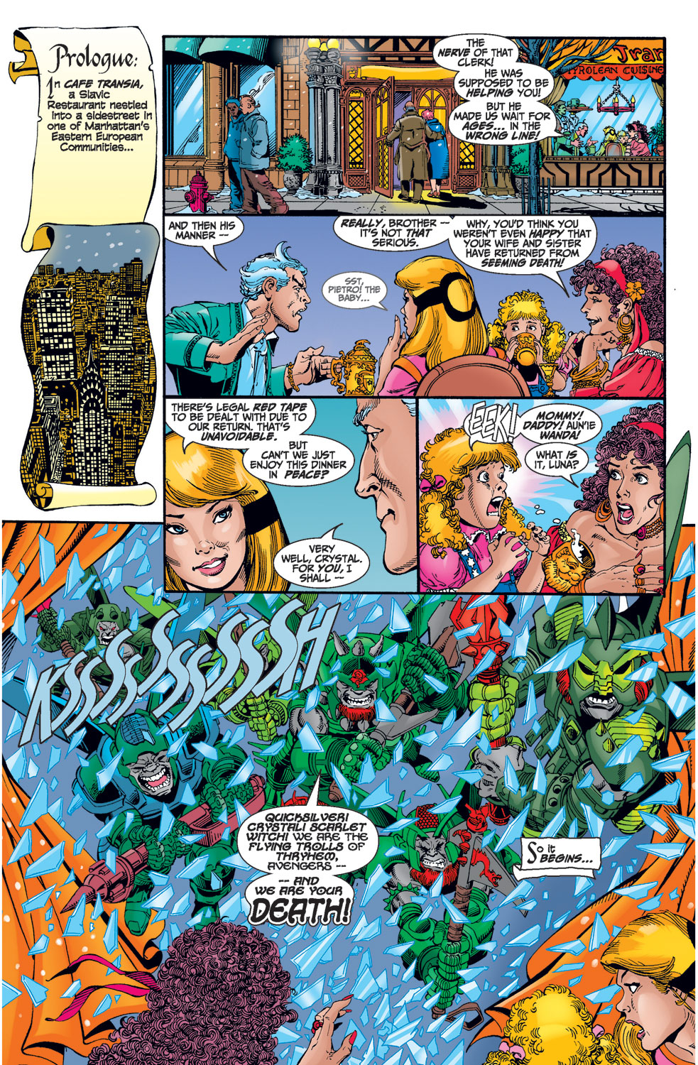 Avengers (1998) issue 1 - Page 4