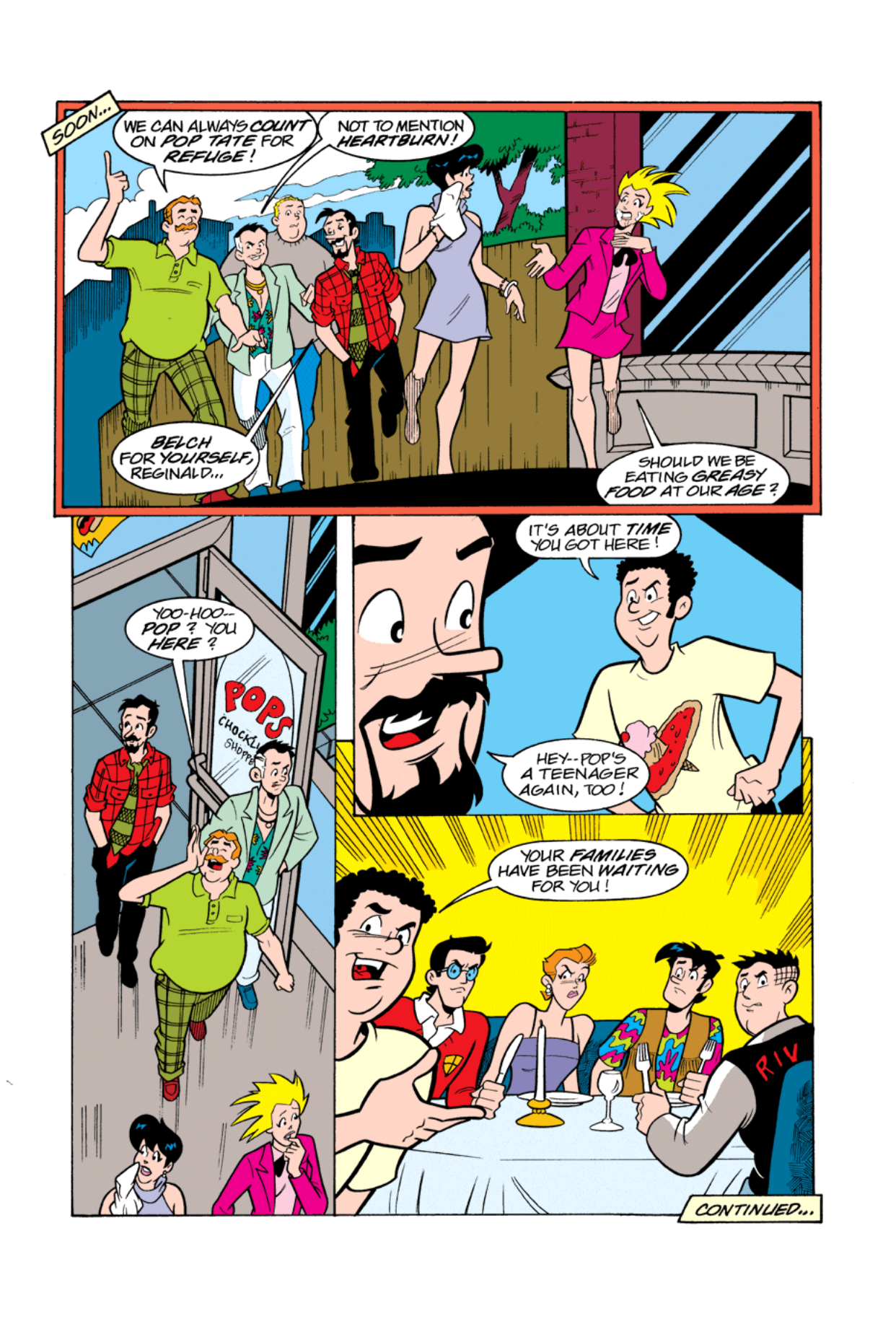 Read online Archie's Weird Mysteries comic -  Issue #5 - 18