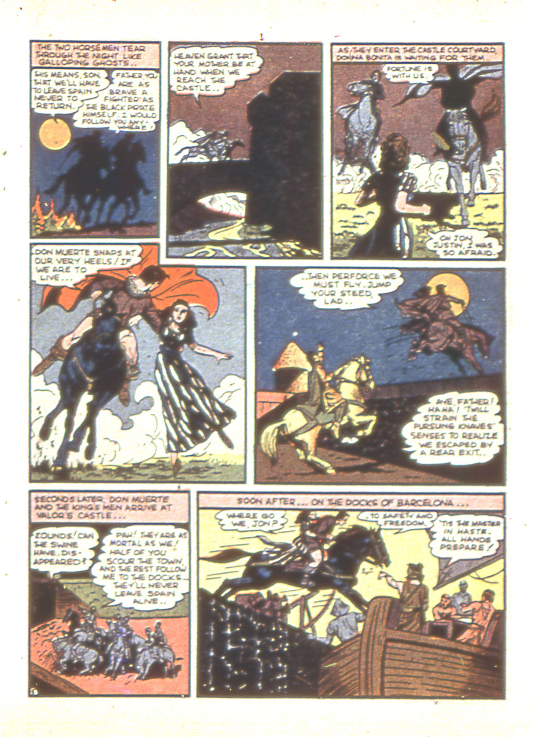 Read online Sensation (Mystery) Comics comic -  Issue #6 - 21