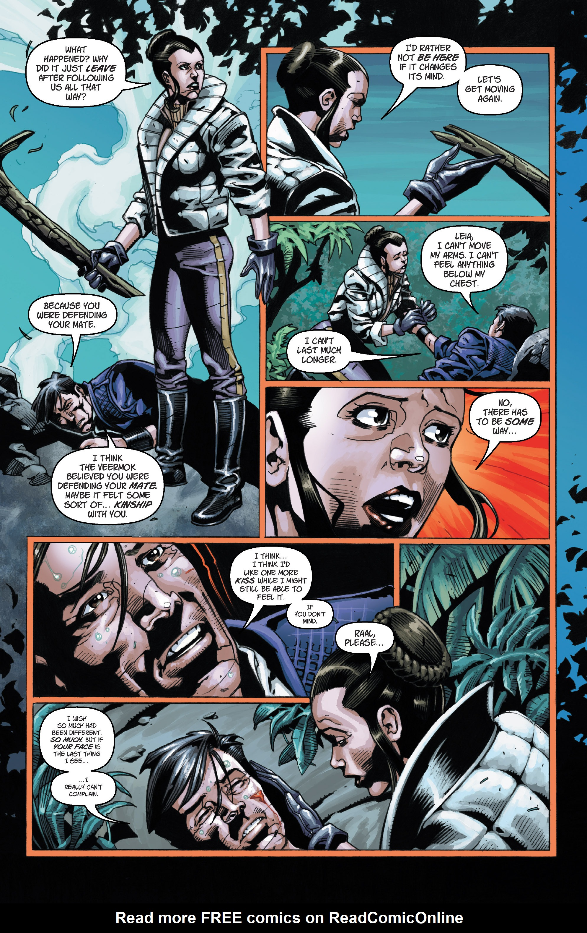 Read online Star Wars Omnibus comic -  Issue # Vol. 17 - 278