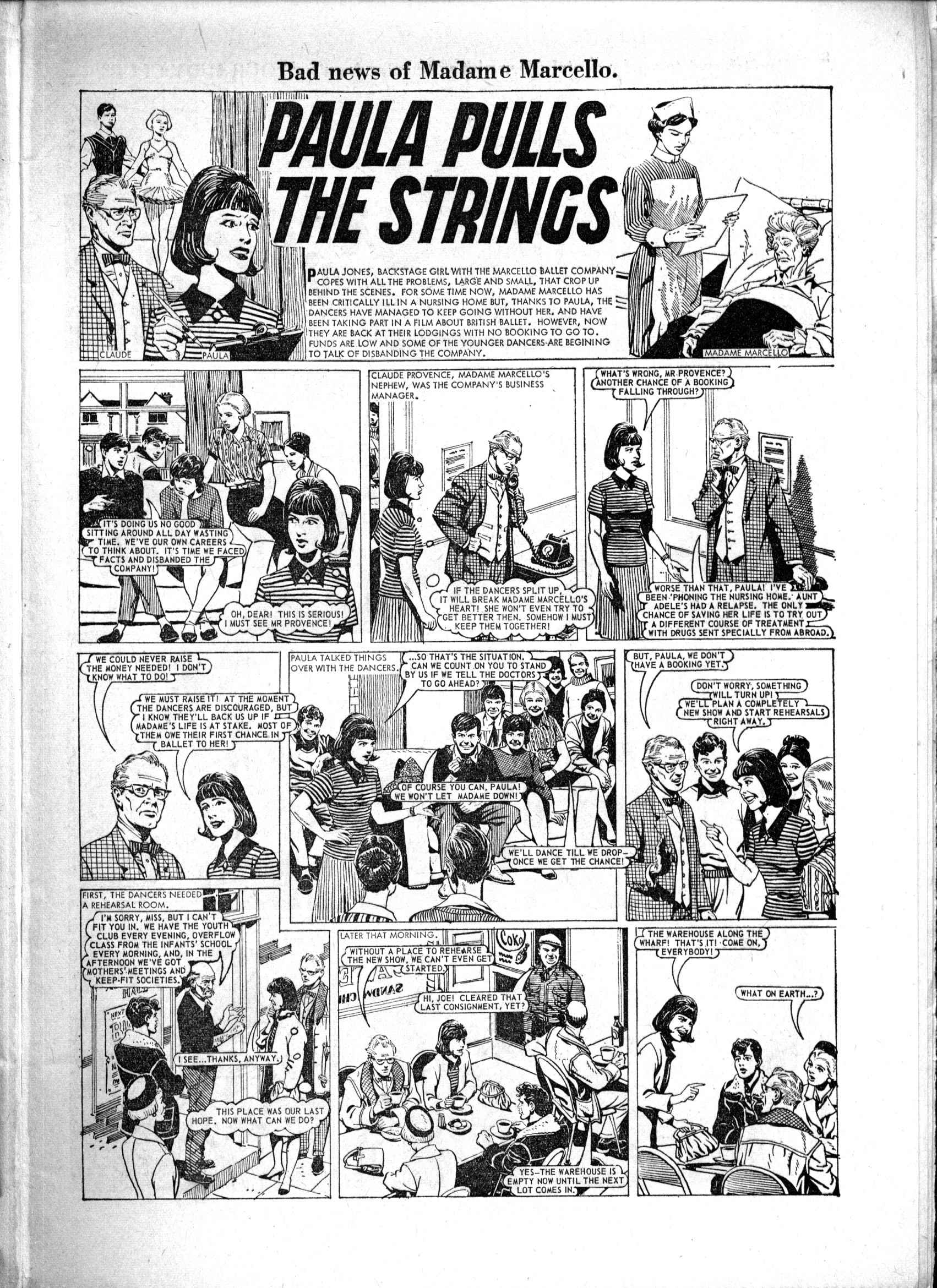 Read online Judy comic -  Issue #231 - 7