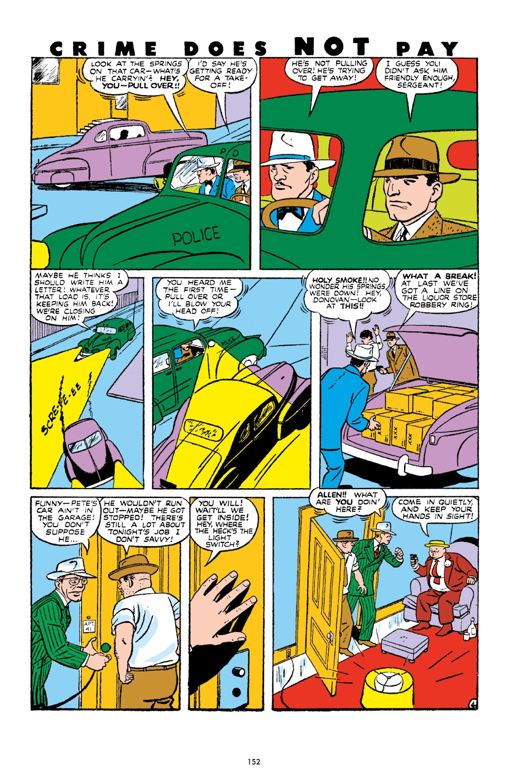 Read online Crime Does Not Pay Archives comic -  Issue # TPB 10 (Part 2) - 53