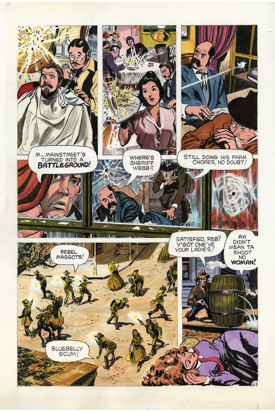 Read online Doug Wildey's Rio: The Complete Saga comic -  Issue # TPB (Part 2) - 28