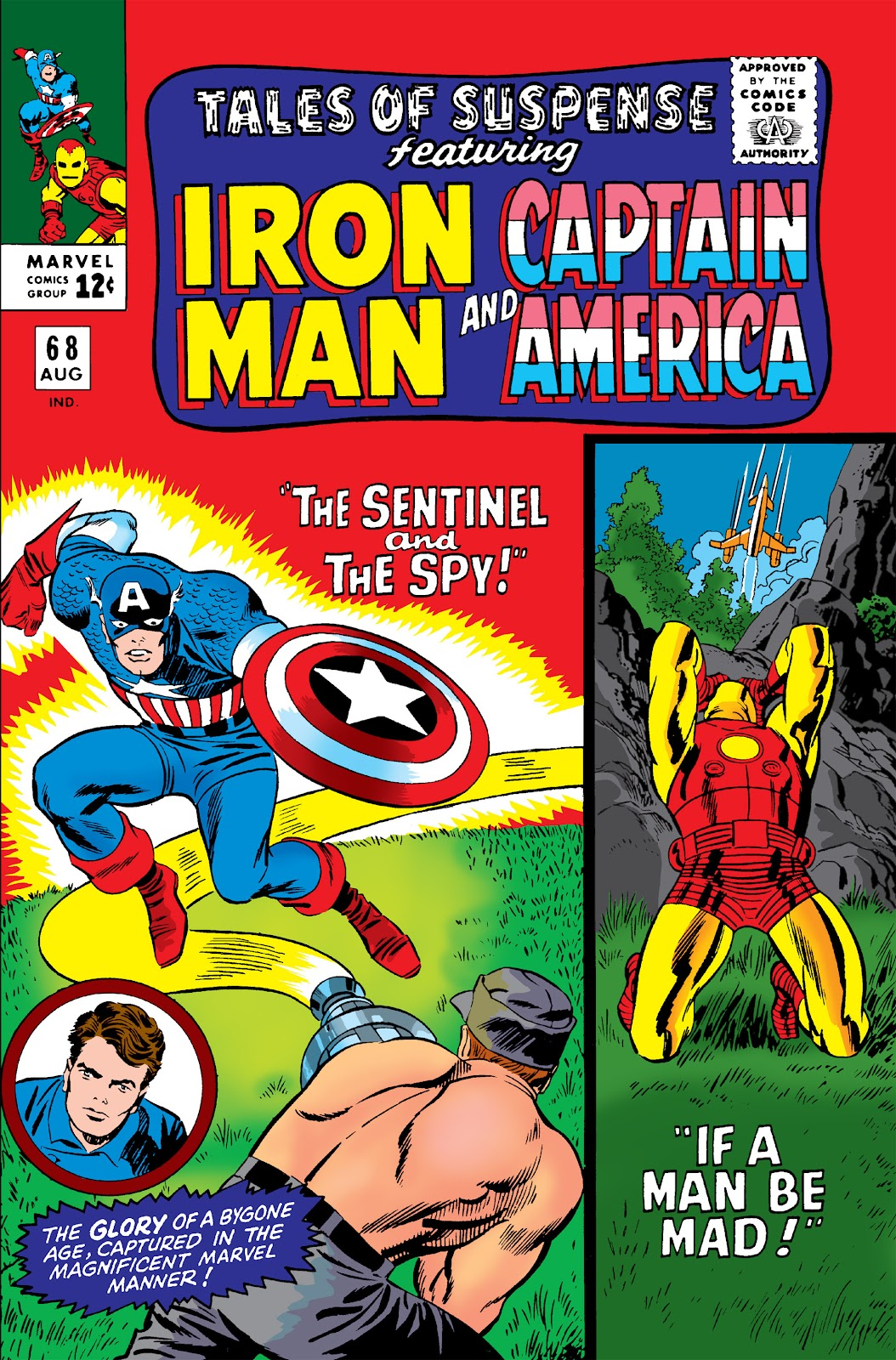 Read online Marvel Masterworks: The Invincible Iron Man comic -  Issue # TPB 3 (Part 1) - 49