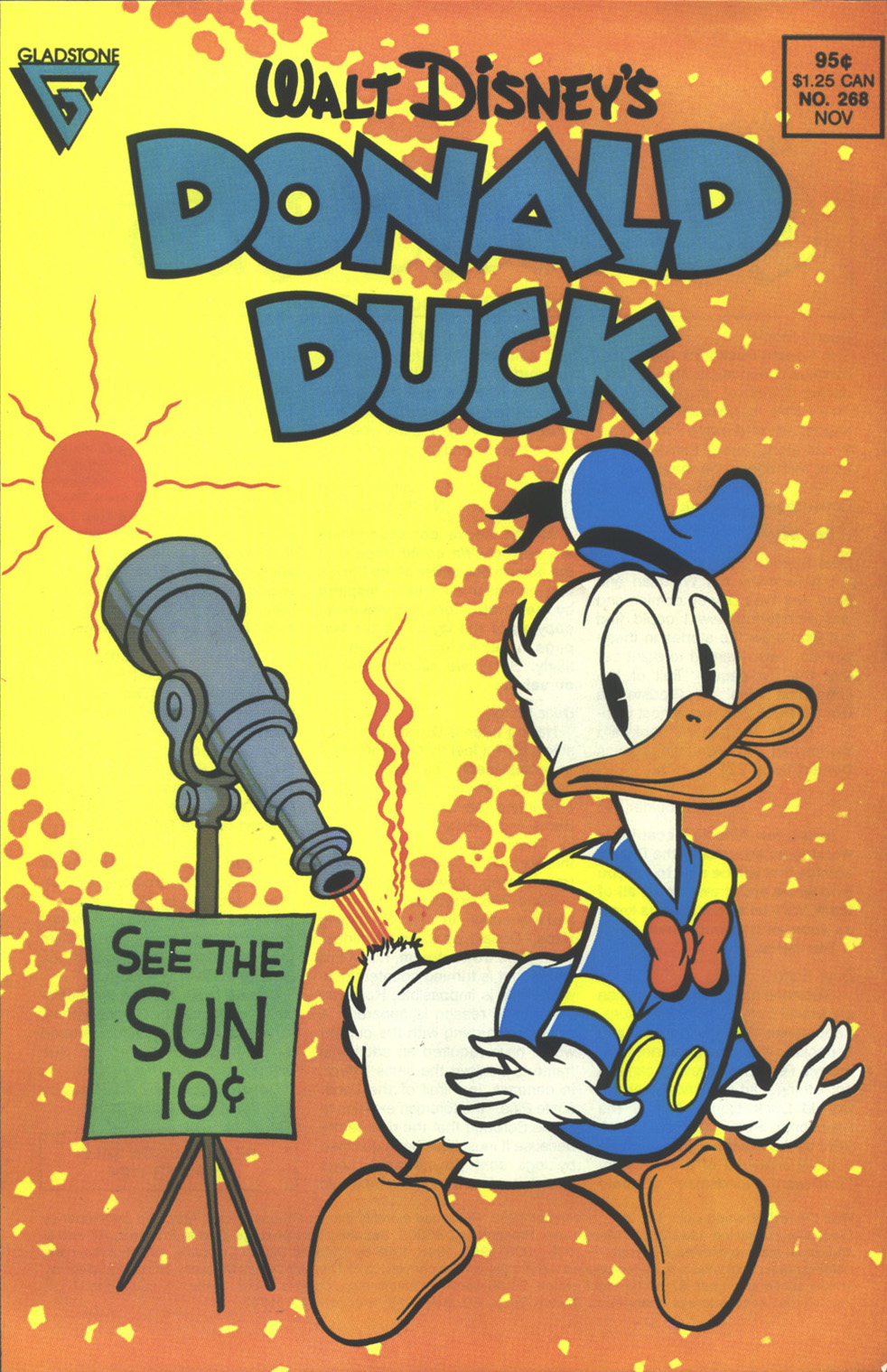 Walt Disney's Donald Duck (1952) issue 268 - Page 1