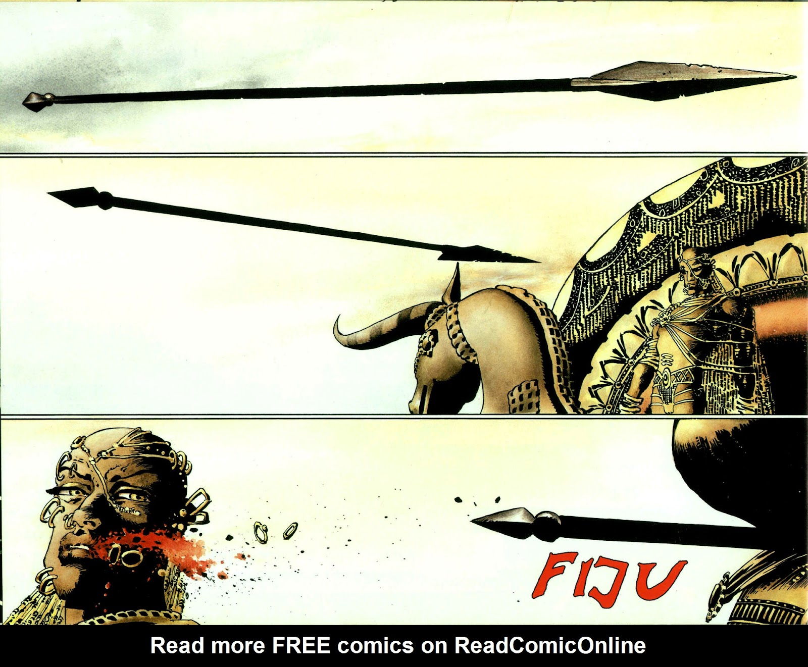 Read online 300 (2007) comic -  Issue # TPB - 81