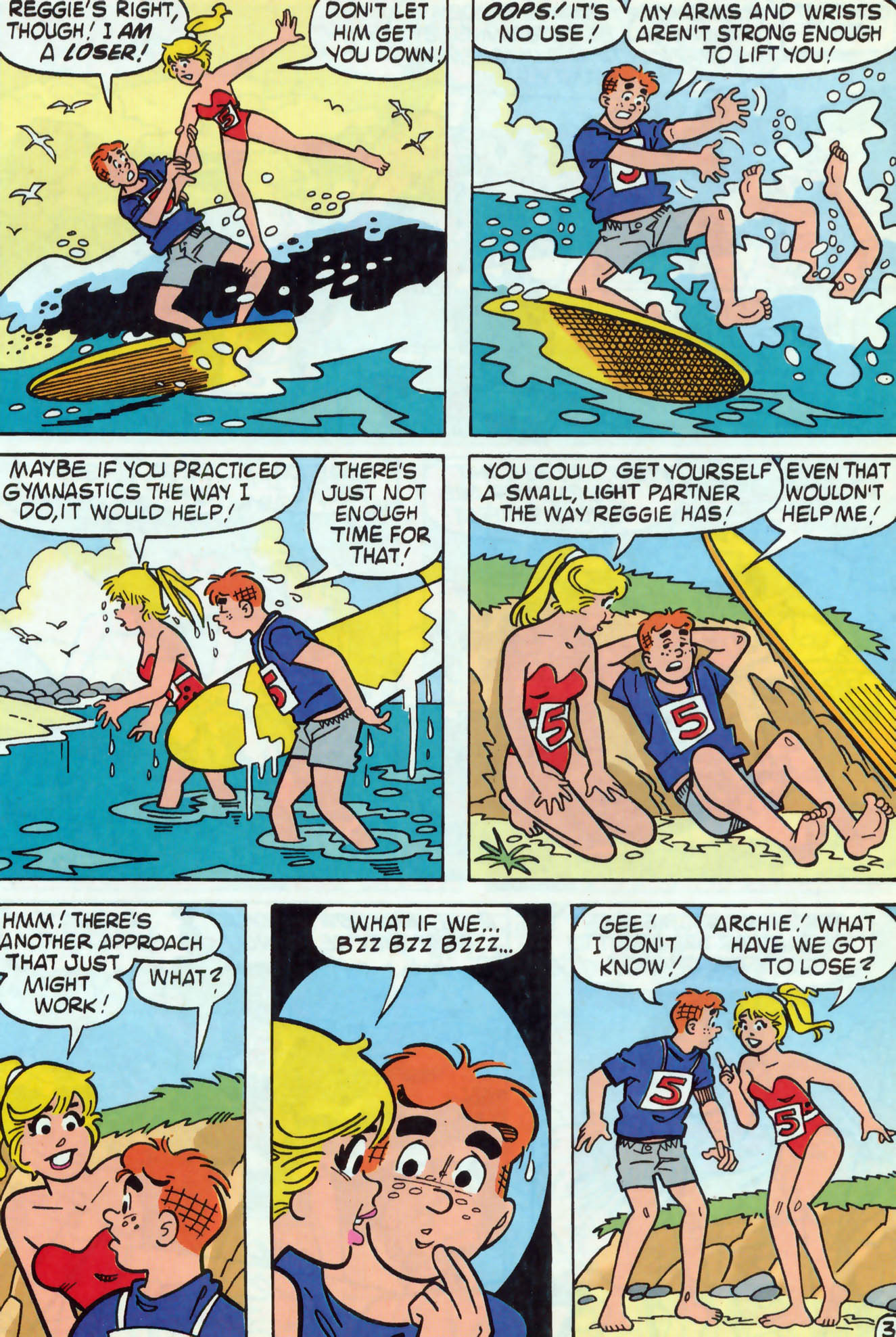 Read online Archie (1960) comic -  Issue #462 - 4