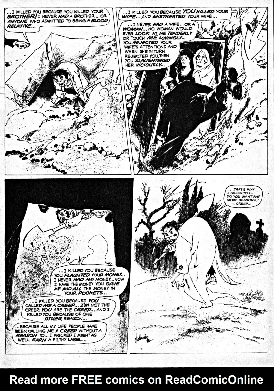 Nightmare (1970) issue 18 - Page 32