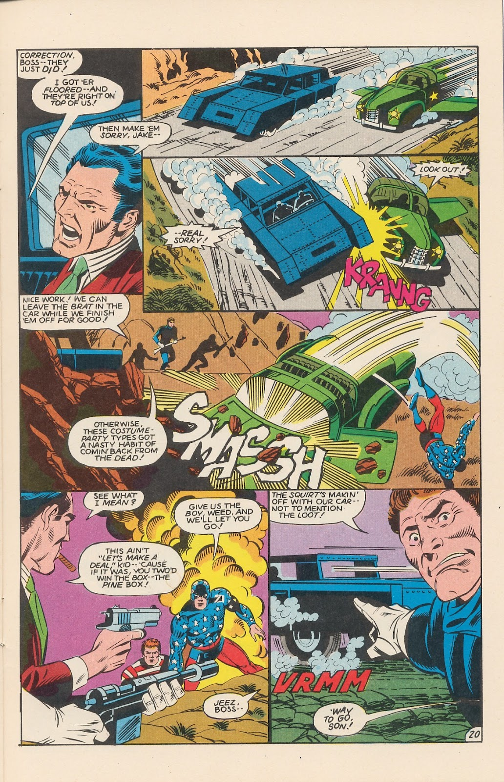 Infinity Inc. (1984) issue 11 - Page 27