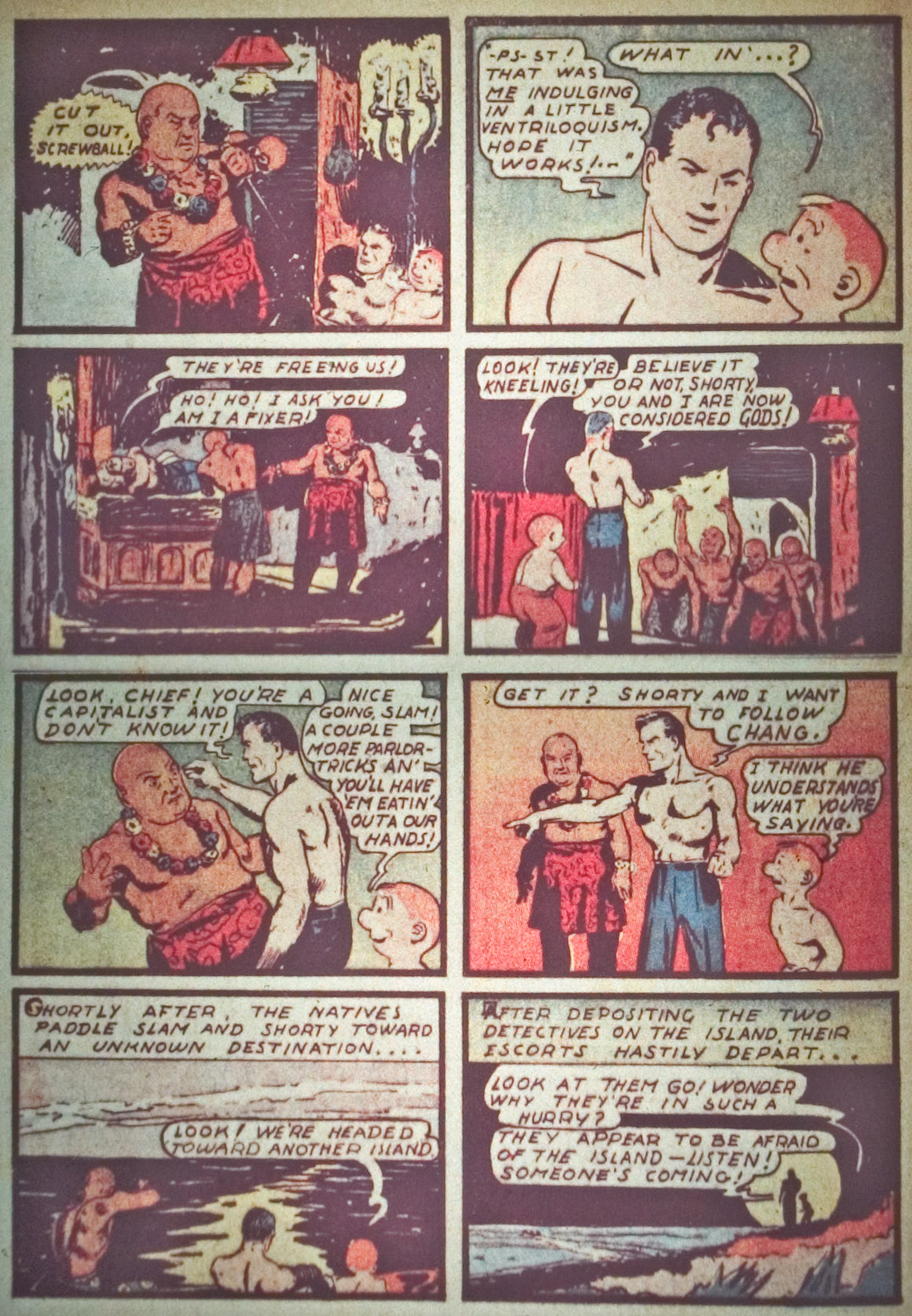 Detective Comics (1937) 29 Page 61