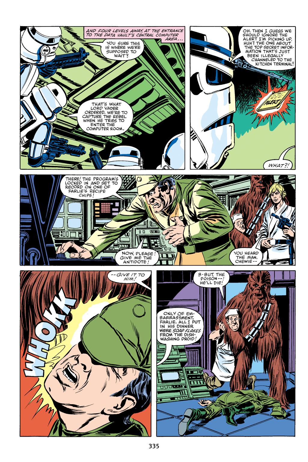 Read online Star Wars Omnibus comic -  Issue # Vol. 16 - 329